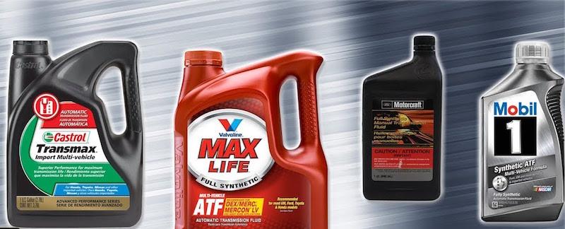 Meilleures huiles pour la vidange de la boite de vitesse automatique